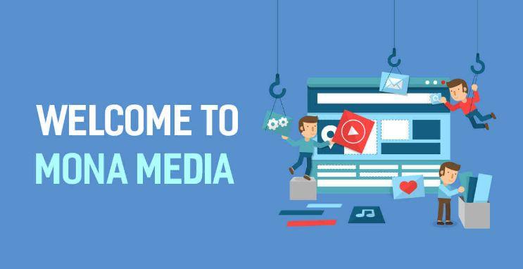 Công ty thiết kế web chuẩn seo Mona Media