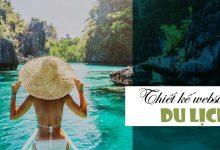 Dịch vụ thiết kế website du lịch - bán tour du lịch