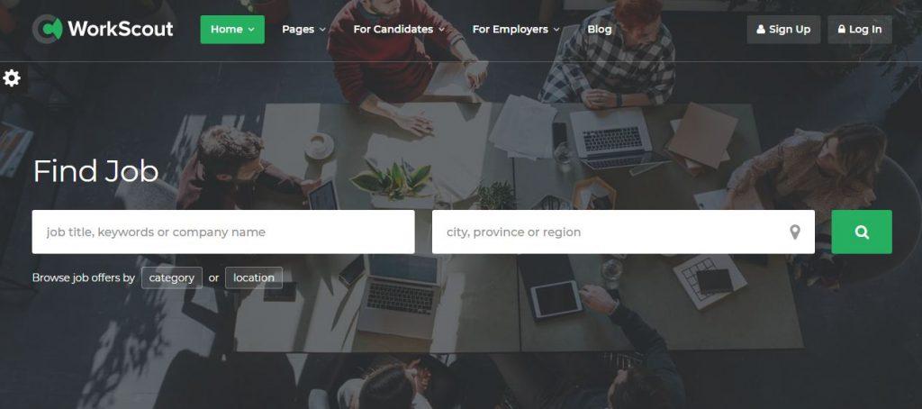 Tính năng cần có khi thiết kế website tuyển dụng
