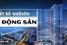 Thiết kế website bất động sản - bds