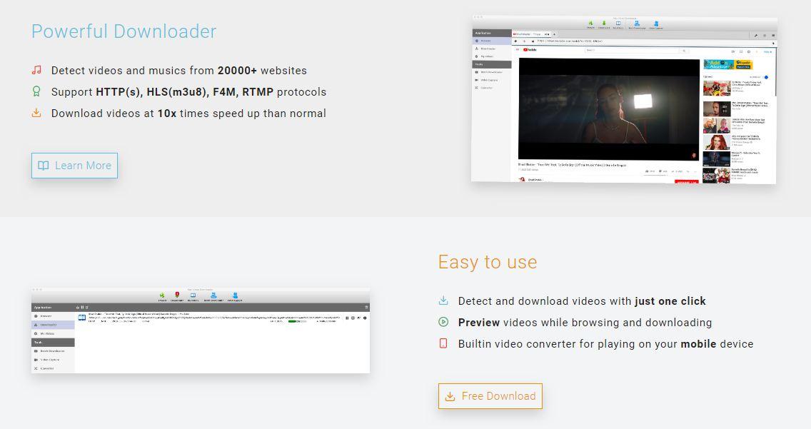 Getflv - phần mềm download video không giành cho người mới