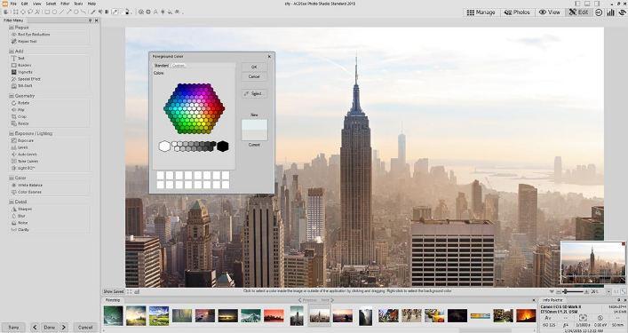 Picassa - phần mềm ghép ảnh miễn phí của Google