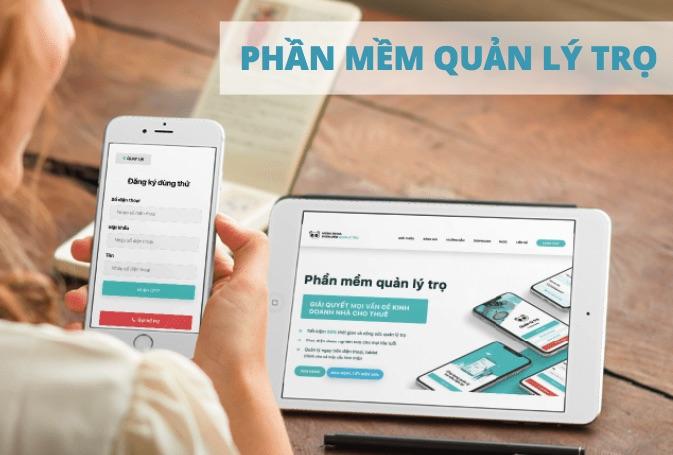 Phần mềm quản lý nhà trọ - căn hộ dịch vụ cho thuê - chung cư mini