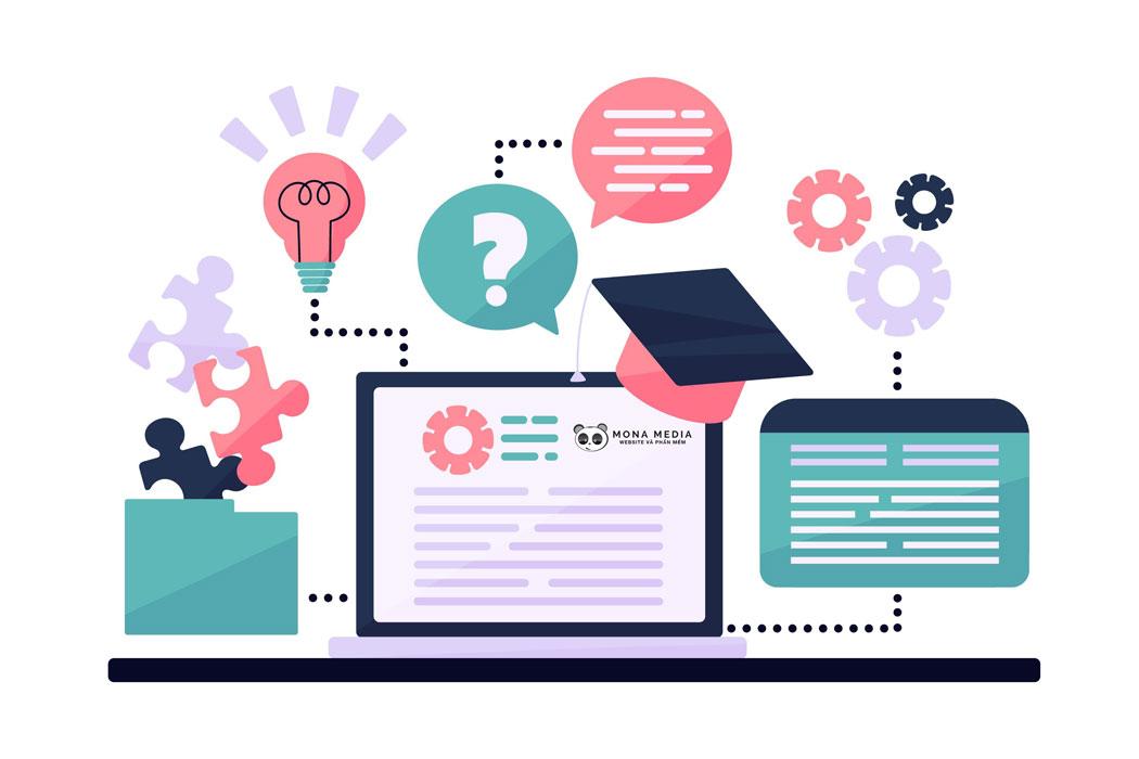 lợi ích của phần mềm quản lý trường học