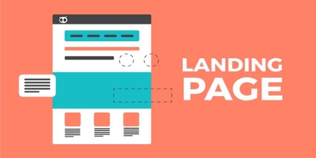 Các bước tạo landing page