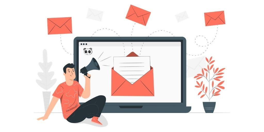 Chiến lượt email marketing tăng traffic cho website