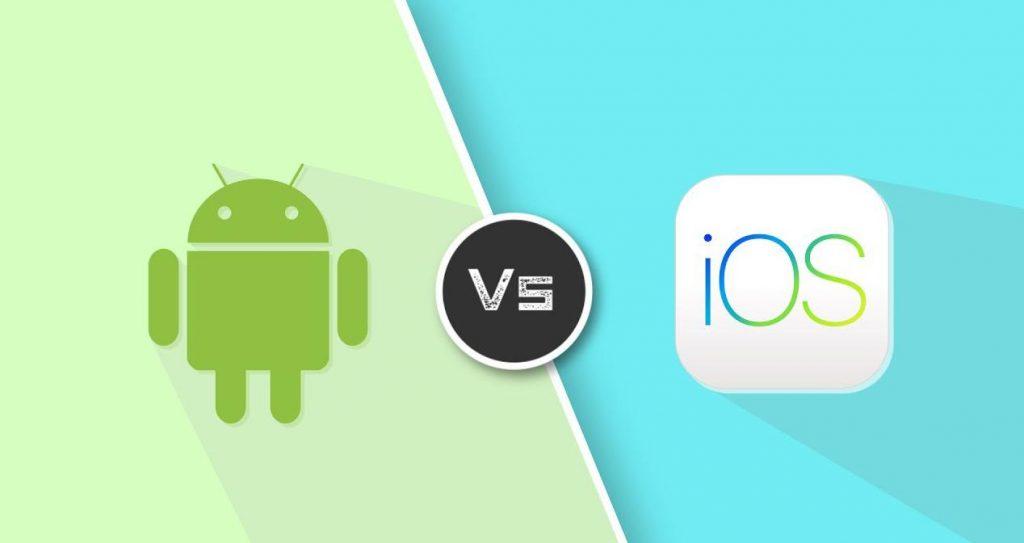 Ứng dụng di động hỗ trợ trên cả hệ điều hành Android và IOS