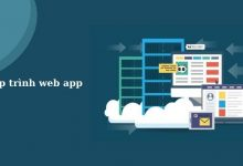 Lập trình web app