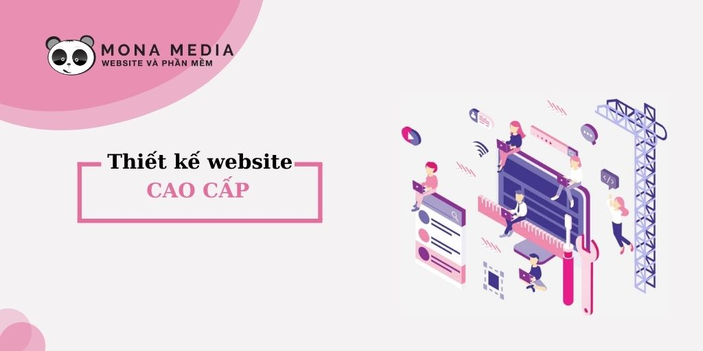 Thiết kế website cao cấp