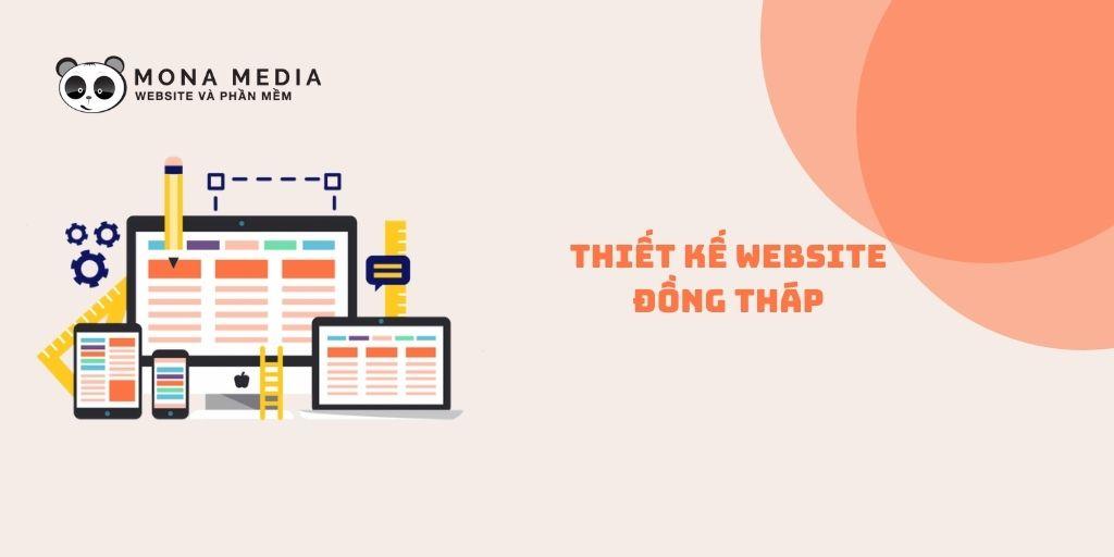 Thiết kế website Đồng Tháp