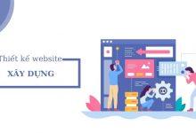thiết kế website xây dựng chuyên nghiệp, chuẩn seo