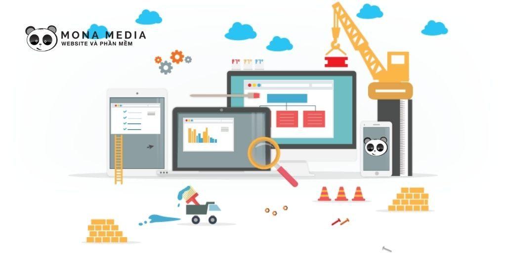tiêu chuẩn đánh giá dịch vụ thiết kế website Đồng Tháp