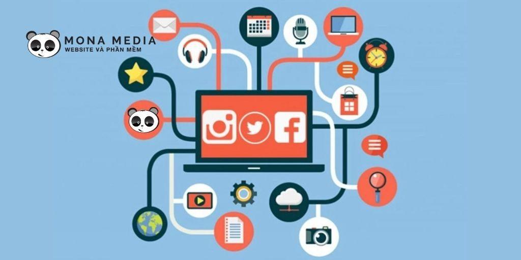 Thiết kế mạng xã hội truyền thông