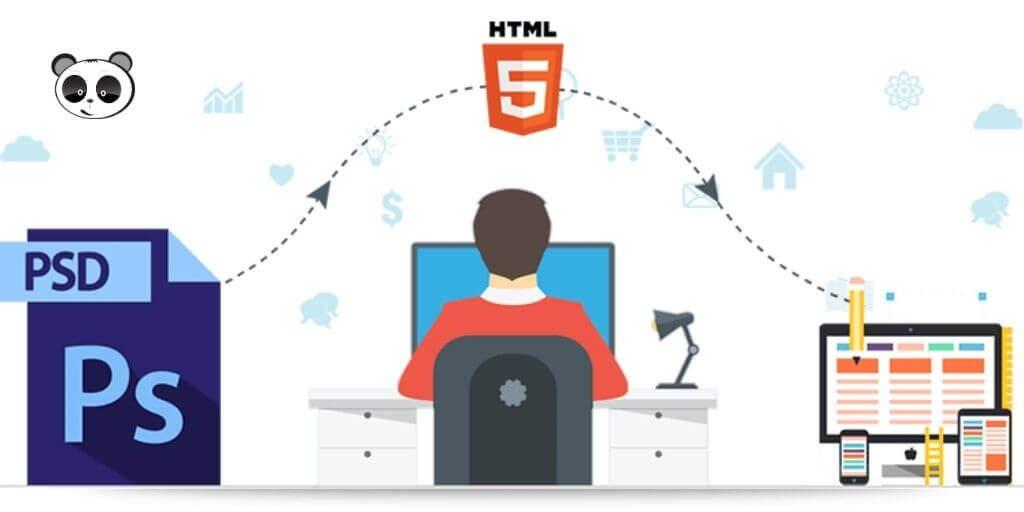 Vì sao doanh nghiệp phải dùng dịch vụ convert PSD to HTML