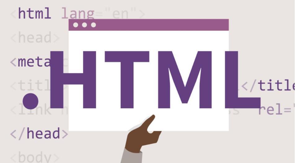 file HTML là gì