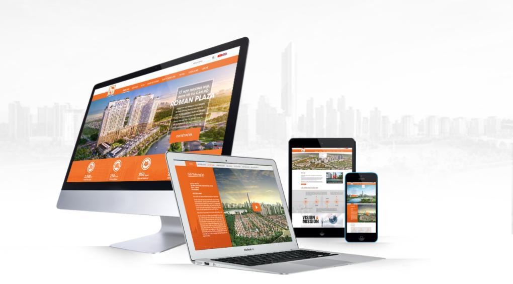 Nhu cầu thiết kế website chuyên nghiệp tại TpHCM