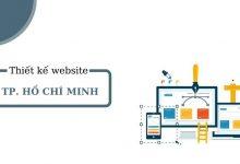 Thiết kế website chuyên nghiệp tải TpHCM