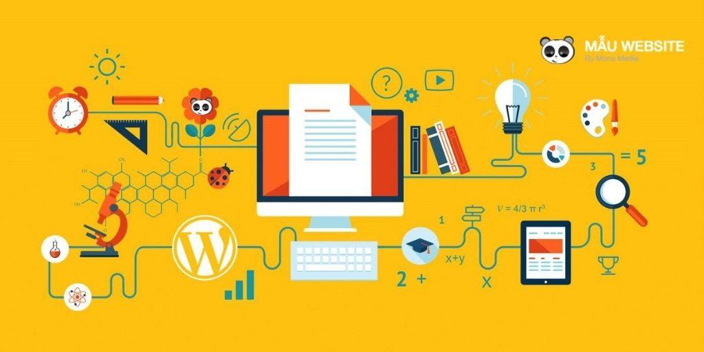 Lợi ích khi thiết kế website trung tâm ngoại ngữ
