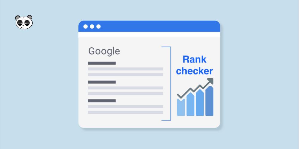công cụ kiểm tra thứ hạng website google rank checker