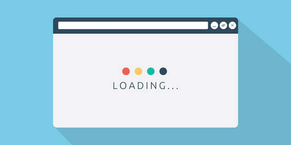 load page