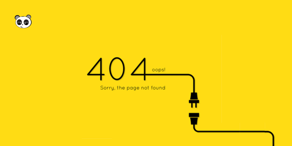 lỗi 404 page not found